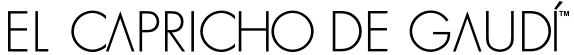 caprichodegaudi